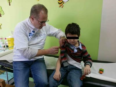 Δωρεάν εμβολιασμός παιδιών σε συνεργασία με τη Μ.Κ.Ο. «Αποστολή ΑΝΘΡΩΠΟΣ»