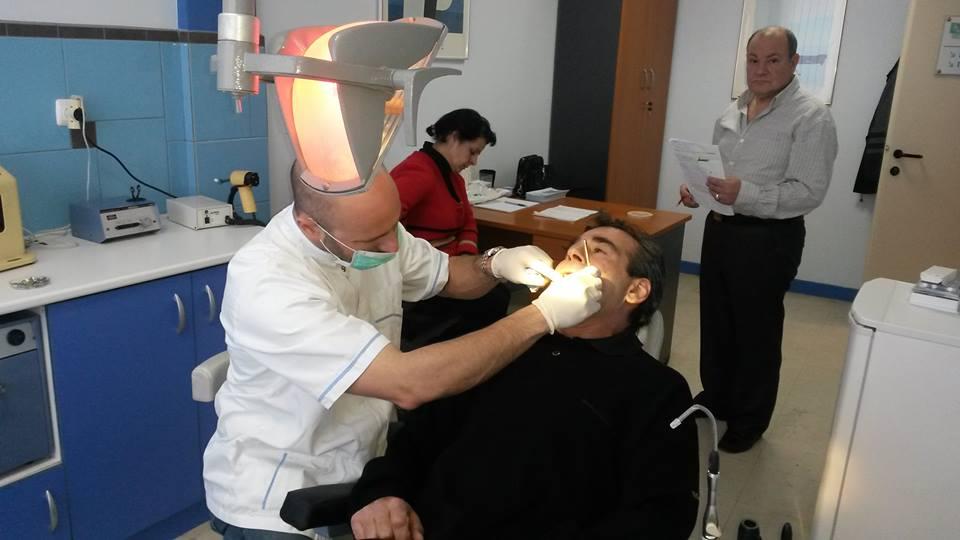 Οδοντιατρικές υπηρεσίες μέσω του Κοινωνικού Οδοντιατρείου παρέχει ο Δήμος Θεσσαλονίκης