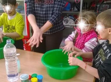 Εκπαιδευτικό Πρόγραμμα: Υγιεινή σώματος – πλύσιμο χεριών – μετάδοση μικροβίων
