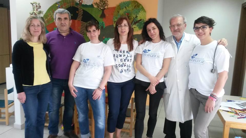 Εμβολιασμός παιδιών σε συνεργασία με την ΜΚΟ «Αποστολή Άνθρωπος «
