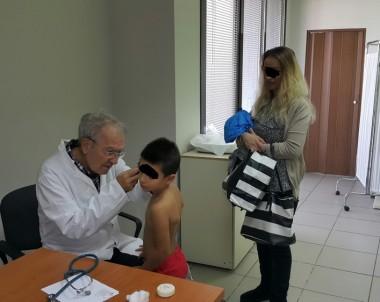 Δωρεάν εμβολιασμός παιδιών