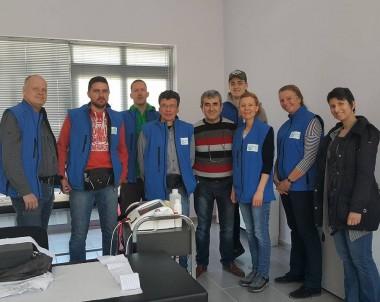Δωρεά της Αποστολικής Εκκλησίας Θεσσαλονίκης στα Δημοτικά Ιατρεία